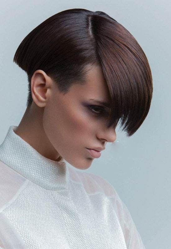 مدل موهای کوتاه و بلند و شینیون جدید 2017