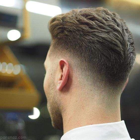 مدل موی مردانه ویژه فصل بهار مد سال 2018