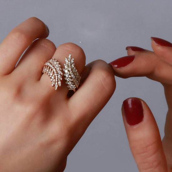 مدل های طلا جواهرات لوکس برند دیاموند