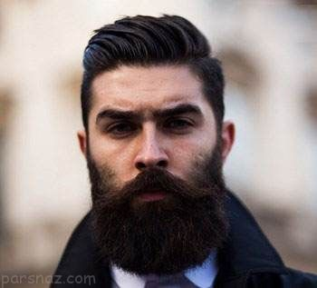 مدل های ته ریش و ریش بلند مردانه -سری جدید