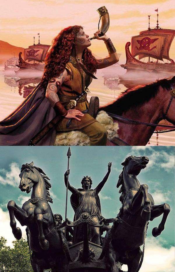 شجاع ترین زنان و مردان تاریخ را بشناسید