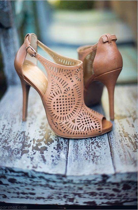 انواع بهترین مدل های کفش زنانه زیبا و جدید