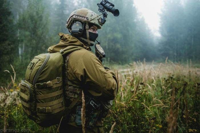 وحشتناک ترین نیروهای ویژه ارتش های جهان را بشناسید