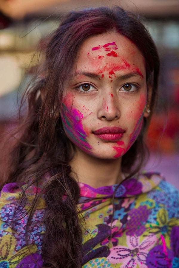 جذاب ترین زنان جهان از دریچه دوربین عکاس رومانیایی