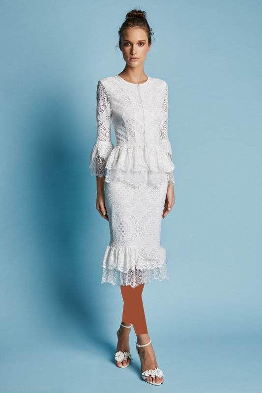 مدل های جدید لباس مجلسی برند Jelena Bin Drai