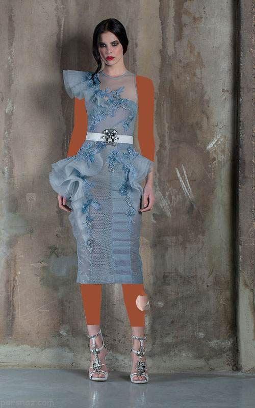 جدیدترین مدل های لباس شب و مجلسی 2018