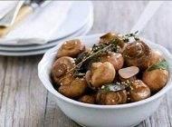 طرز تهیه ترشی قارچ خوشمزه و عالی