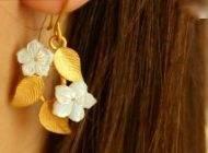 مدل های طلا جواهرات ایرانی شیک برند Yass