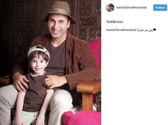 اینستاگردی با بازیگران و افراد مشهور ایرانی