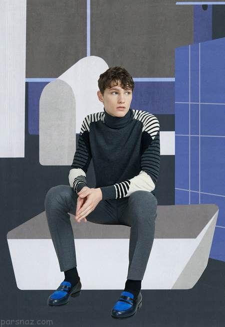 شیک ترین مدل لباس مردانه بهار -سری 2018