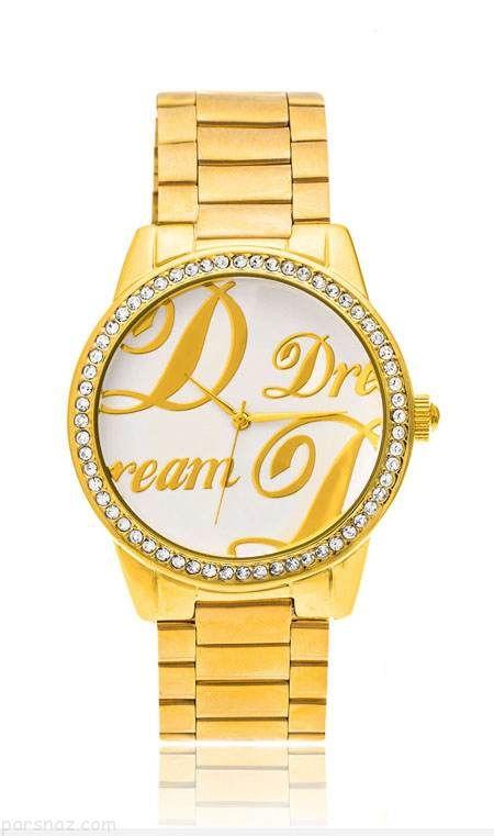 مدل های ساعت مچی نه برند dream