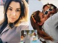 دختر ملکه زیبایی ایتالیا و حمله اسید پاشی +عکس