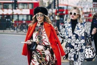 جذاب ترین استایل ها را در هفته مد لباس لندن