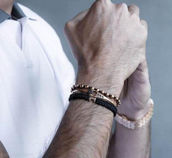 طلا جواهرات ایرانی شیک و جدید برند Parasteh