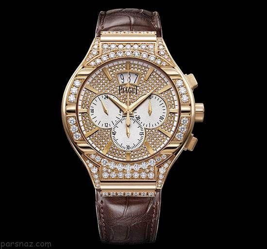 مدل های ساعت شیک و زیبا برند Piaget