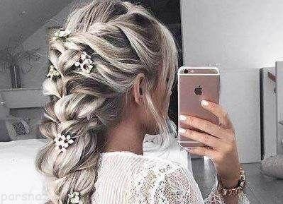 انواع جدیدترین مدل موهای زنانه جذاب و زیبا
