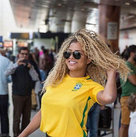 رابطه عاشقانه جنجالی رونالدو با سوپر مدل برزیلی