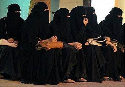 مردان با گرفتن زن چهارم در عربستان هدیه دریافت کنند