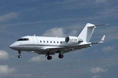 مشهورترین افراد جهان که هواپیمای شخصی دارند