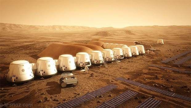 بررسی علمی اولین حضور انسان در سیاره مریخ