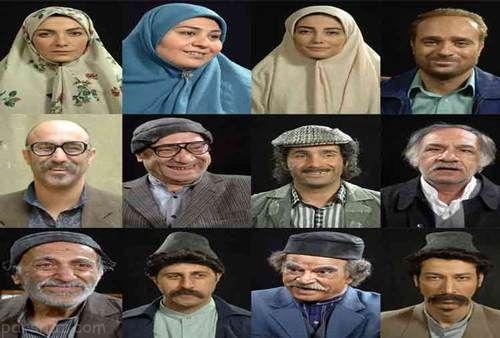 موفق ها و ناموفق های تلویزیون در عید 96