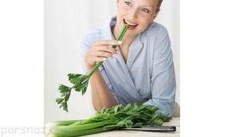 توصیه های غذایی مفید برای لثه و دندان ها