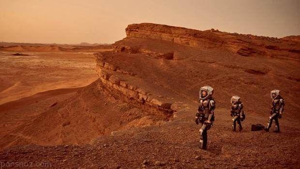 کشور امارات به دنبال ساخت شهر مریخی است
