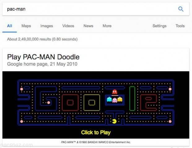 معرفی برترین بازی های جالب و آنلاین گوگل