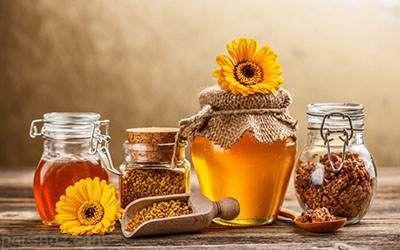 فواید خوردن یک قاشق عسل قبل از خوابیدن
