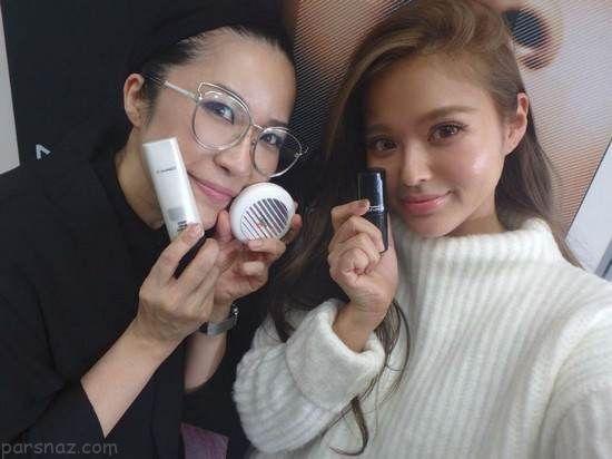 آرایش دختران در کشورهای مختلف چگونه است؟