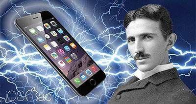 پیش بینی نیکولا تسلا درباره گوشی های هوشمند