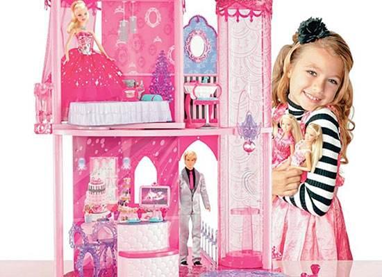 راز موفقیت و پیشرفت شرکت تولید کننده عروسک باربی