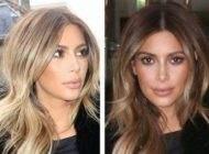 انواع مدل مو به سبک کیم کارداشیان ستاره مشهور