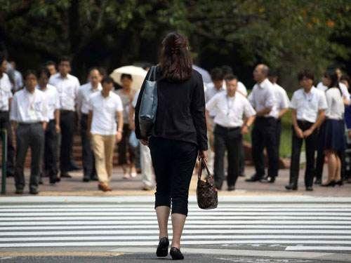 شکاف جنسیتی مدیریتی در کشور ژاپن