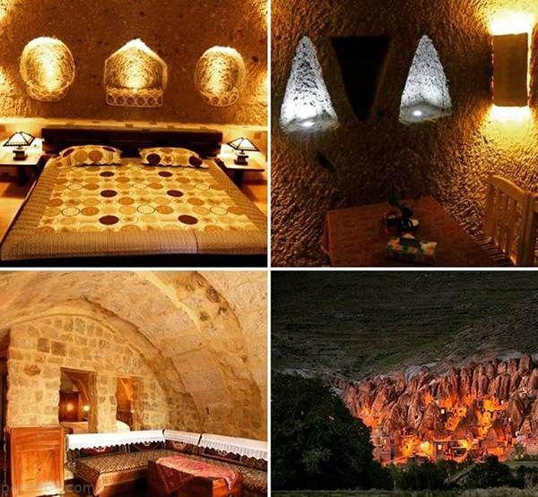 سفر دل انگیز به روستای صخره ای کندوان آذربایجان
