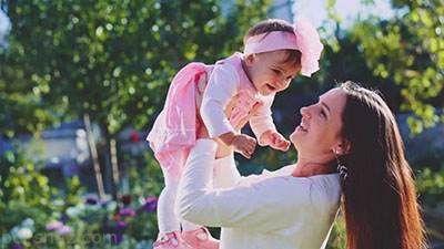 معرفی بهترین مواد غذایی برای داشتن فرزند زیبا