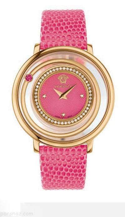 مدل های ساعت مچی نه از برند versace
