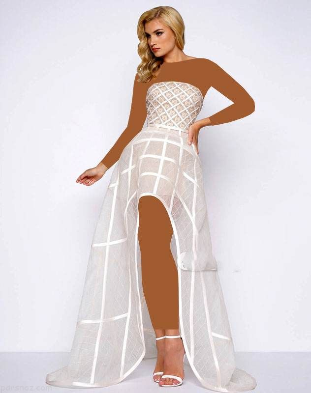 مدل های لباس مجلسی جدید برند Mac Duggal