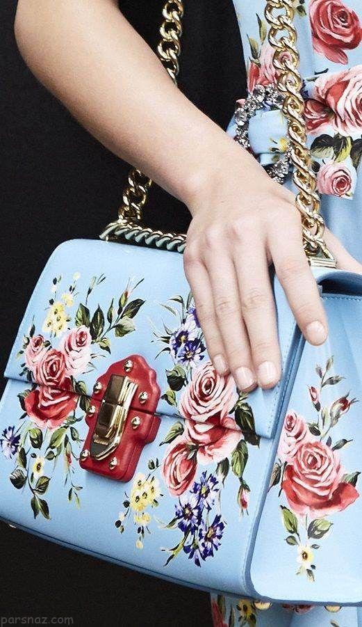 مدل های جدید کیف دستی شیک زنانه 2018