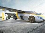 اولین خودرو پرنده جهان پیش فروش خواهد شد