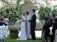 عکس های مراسم ازدواج دختر جرج بوش