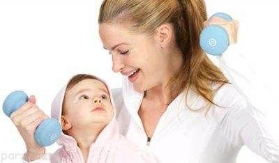 توجه به تناسب اندام خانم ها قبل از باردار شدن