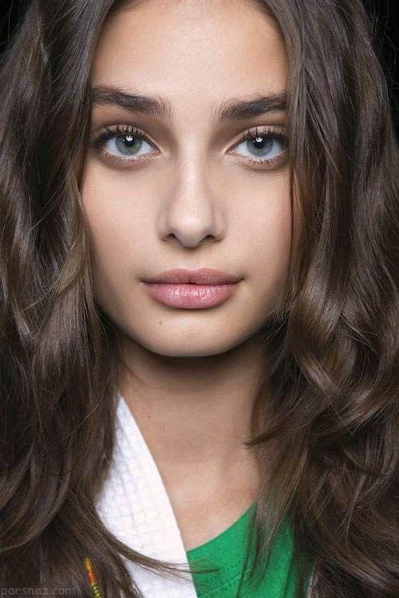 تیلور هیل مدل زیبا و فرشته ویکتوریا سکرت