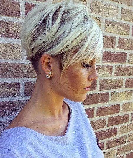 بهترین مدل های موی کوتاه زنانه زیبا و جدید