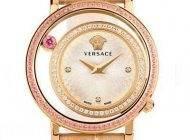 مدل های ساعت مچی زنانه از برند Versace