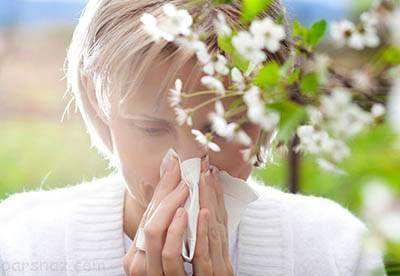 آنتی هیستامین طبیعی برای درمان آلرژی فصلی