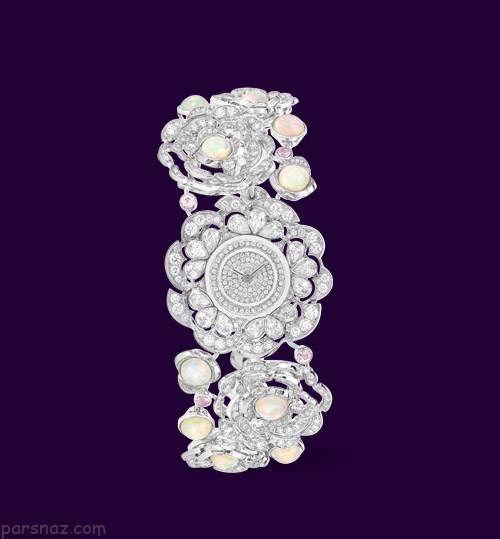 لوکس ترین مدل های ساعت گران قیمت Chanel