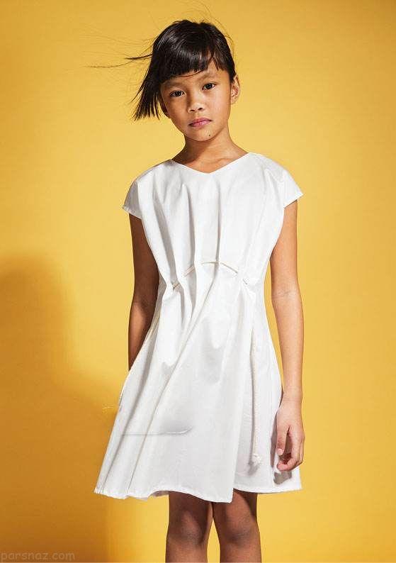 کلکسیون لباس دخترانه بهاری Ameliamilano