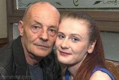 پیوند عاشقانه دختر 18 ساله زیبا و سرایدار 60 ساله