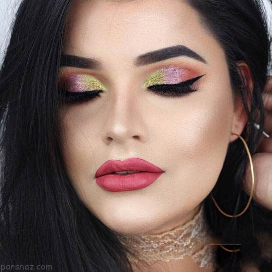 مدل های جذاب آرایش صورت از Katisa Beauty